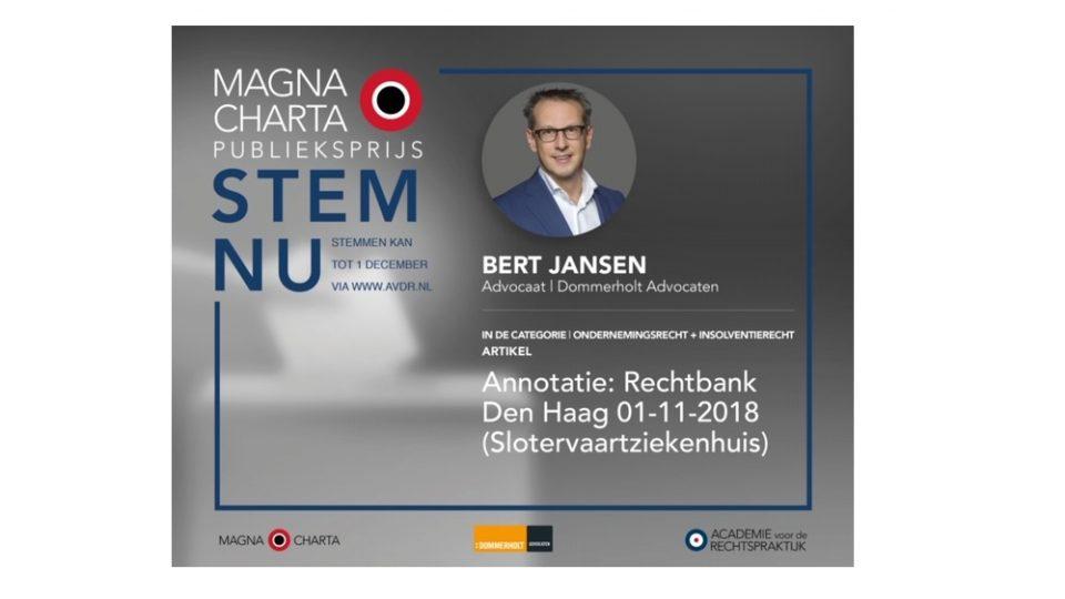 Jansen Bert STEMNU WWW