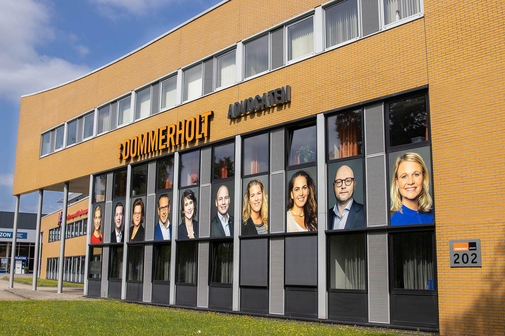 Vestiging Apeldoorn - Dommerholt Advocaten